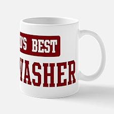 Worlds best Dishwasher Small Small Mug