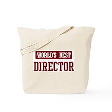 Worlds best Director Tote Bag