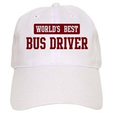 Worlds best Bus Driver Baseball Cap