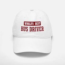 Worlds best Bus Driver Hat