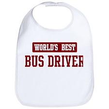 Worlds best Bus Driver Bib