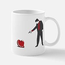 Shoot Down Love Mug