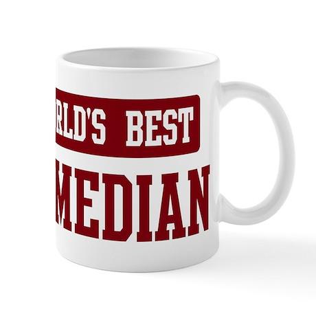 Worlds best Comedian Mug