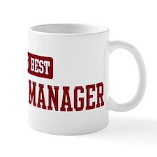 Worlds best Database Manager Mug