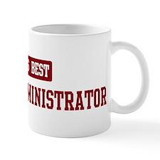 Worlds best Database Administ Mug