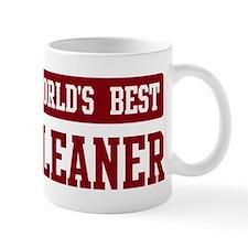 Worlds best Cleaner Mug