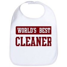 Worlds best Cleaner Bib