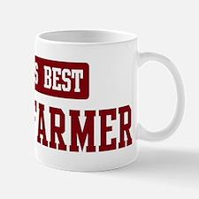 Worlds best Dairy Farmer Mug