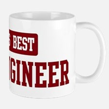 Worlds best Civil Engineer Mug