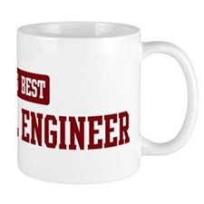 Worlds best Biomedical Engine Mug