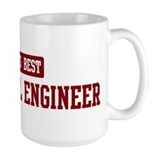 Worlds best Biomedical Engine Mug