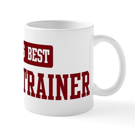 Worlds best Animal Trainer Mug