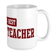 Worlds best Anatomy Teacher Mug