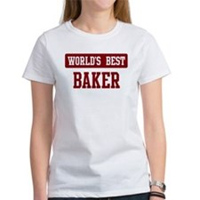 Worlds best Baker Tee