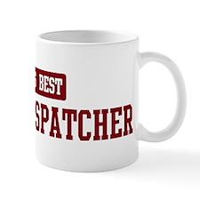 Worlds best Airline Dispatche Mug