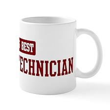 Worlds best Aircraft Technici Mug