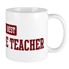 Worlds best Agriculture Teach Small Mugs