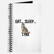 Eat ... Sleep ... LYNX Journal