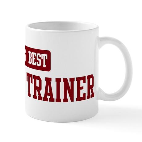 Worlds best Athletic Trainer Mug