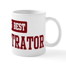 Worlds best Administrator Small Mug
