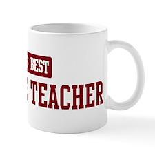 Worlds best 7th Grade Teacher Mug