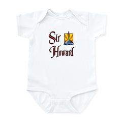 Sir Howard Infant Bodysuit