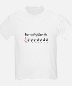 """Everbody follows the 8 Seat"" T-Shirt"