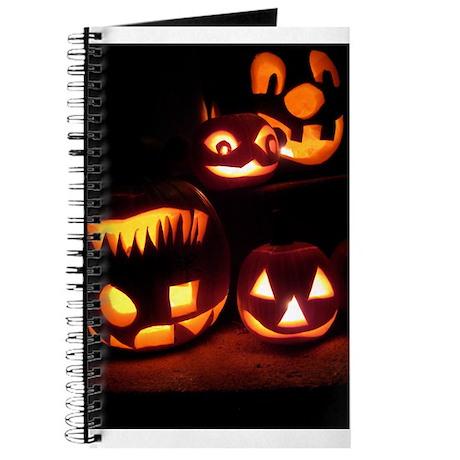 Halloween Tricks and Treats Journal