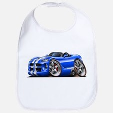 Viper Roadster Blue/White Car Bib