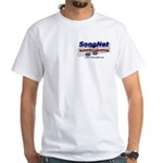 SongNet White T-Shirt