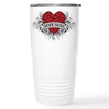 Never Again Travel Coffee Mug