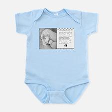 White Buffalo & Calf ~ Infant Bodysuit