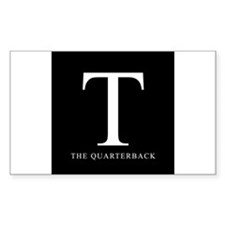 T | The Quarterback - Decal
