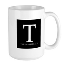 T   The Quarterback - Mug