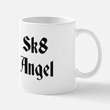 Sk8 Angel Mug