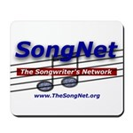 LA SongNet Mousepad