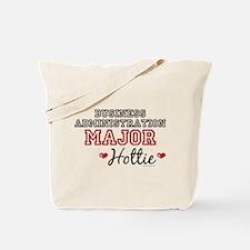 Business Admin Major Hottie Tote Bag