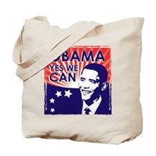OBAMA YES WE CAN INAUGURATION Tote Bag