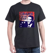 OBAMA YES WE CAN INAUGURATION T-Shirt