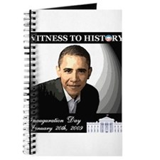 Obama Over WhiteHouse Journal