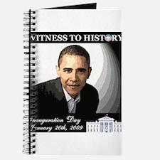 Obama Over WhiteHouse Journal