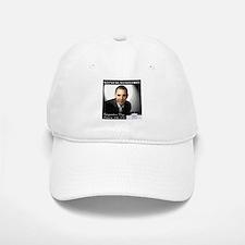 Obama Over WhiteHouse Baseball Baseball Cap