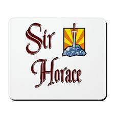 Sir Horace Mousepad