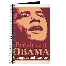 PresidentObama_1_20_2009 Journal