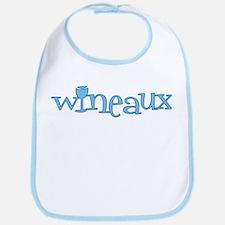 Wineaux gl blue Bib