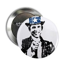 """Unique African americans for obama 2.25"""" Button"""