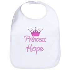 Princess Hope Bib