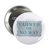 "Yahweh 2.25"" Round"