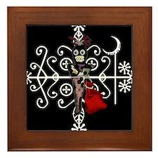 Cool Ritual Framed Tile