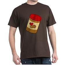 Jar of Peanut Butter T-Shirt
